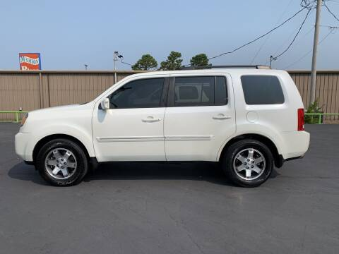 2011 Honda Pilot for sale at Smooth Solutions 2 LLC in Springdale AR