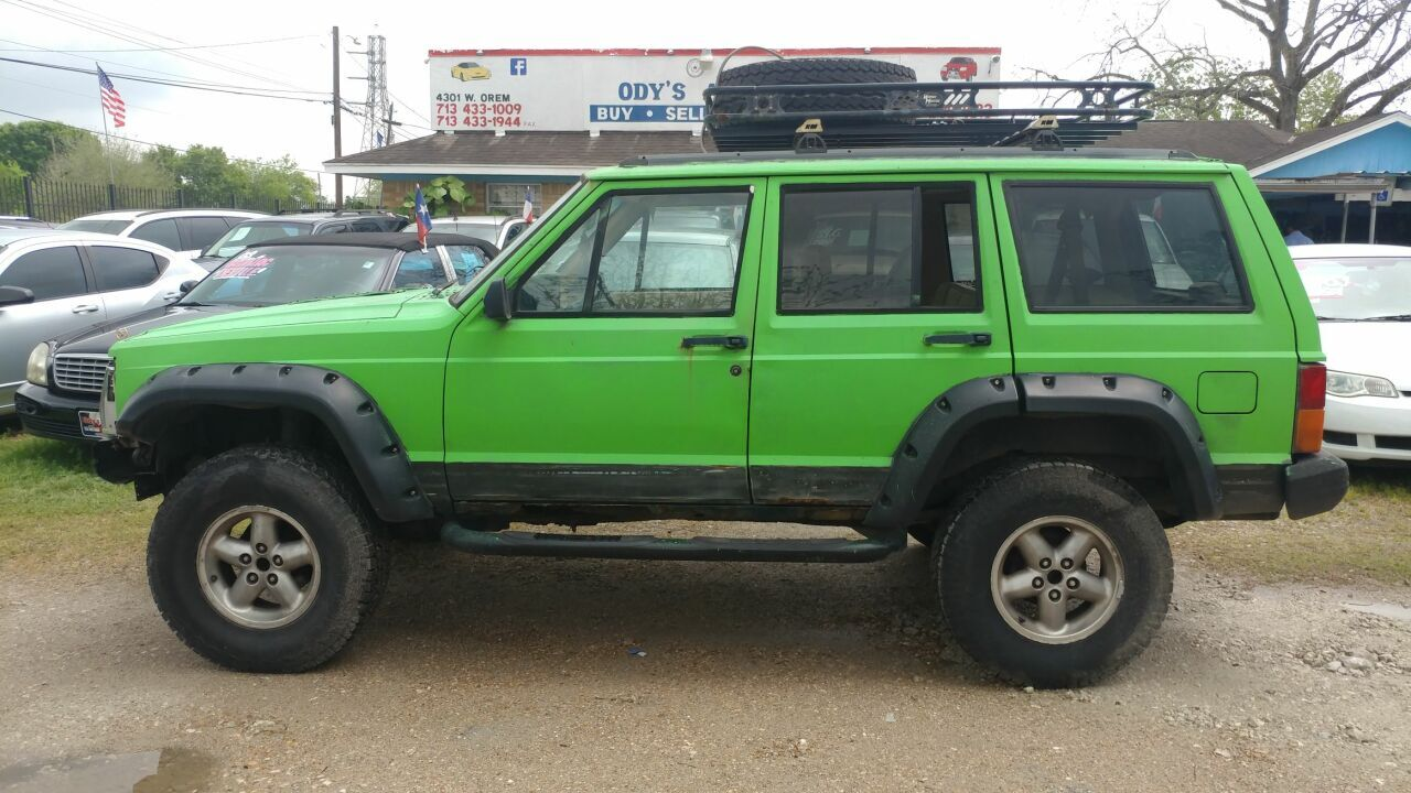 Used 1996 Jeep Cherokee For Sale Carsforsale Com