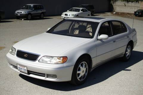 1993 Lexus GS 300 for sale at Sports Plus Motor Group LLC in Sunnyvale CA