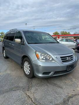 2008 Honda Odyssey for sale at City to City Auto Sales in Richmond VA