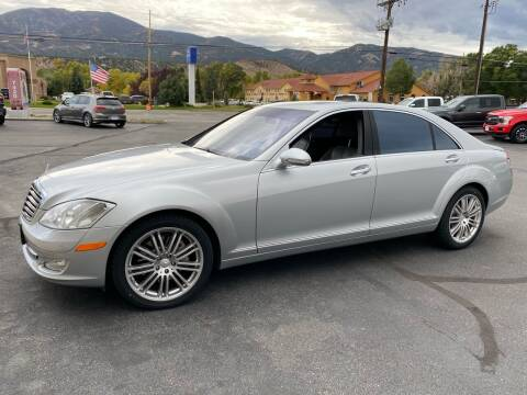 2009 Mercedes-Benz S-Class for sale at Salida Auto Sales in Salida CO