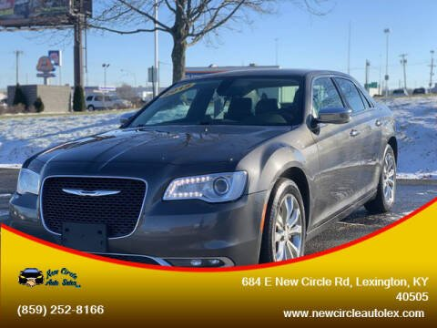 2015 Chrysler 300 for sale at New Circle Auto Sales LLC in Lexington KY