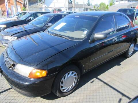 1998 Mazda Protege for sale at Car Link Auto Sales LLC in Marysville WA