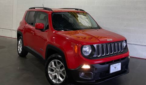 2016 Jeep Renegade for sale at Super Bee Auto in Chantilly VA