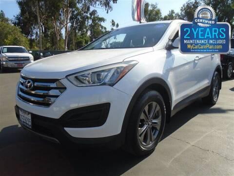 2013 Hyundai Santa Fe Sport for sale at Centre City Motors in Escondido CA