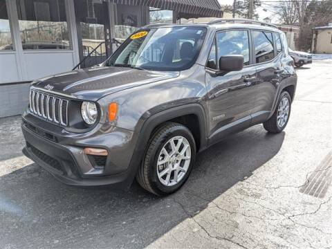 2020 Jeep Renegade for sale at GAHANNA AUTO SALES in Gahanna OH