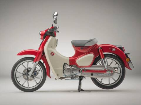 2021 Honda Super Cub C125 for sale at Southeast Sales Powersports in Milwaukee WI