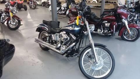 2003 Harley Davidson Softail Deuce for sale at Adams Enterprises in Knightstown IN
