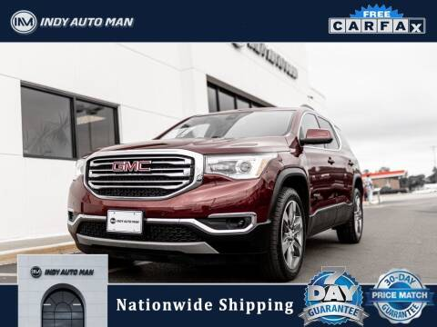 2018 GMC Acadia for sale at INDY AUTO MAN in Indianapolis IN