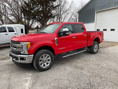 2017 Ford F-250 Super Duty for sale at Bailey Auto in Pomona KS