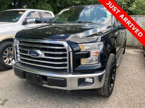 2017 Ford F-150 for sale at Brandon Reeves Auto World in Monroe NC