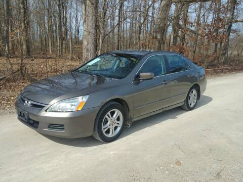 2006 Honda Accord for sale at Doyle's Auto Sales and Service in North Vernon IN