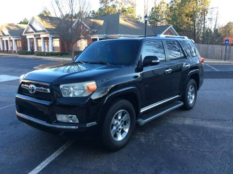 2010 Toyota 4Runner for sale at A LOT OF USED CARS in Suwanee GA