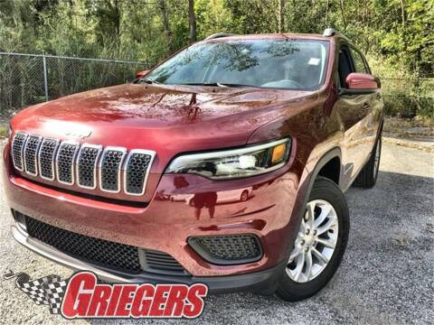 2020 Jeep Cherokee for sale at GRIEGER'S MOTOR SALES CHRYSLER DODGE JEEP RAM in Valparaiso IN