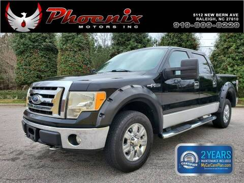 2009 Ford F-150 for sale at Phoenix Motors Inc in Raleigh NC