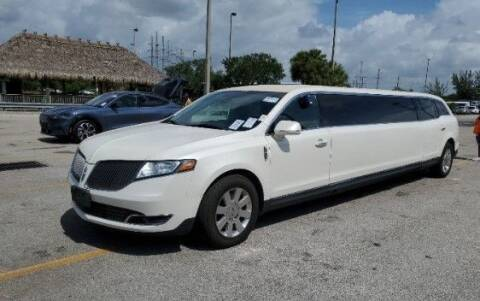 2014 Lincoln MKT for sale at Classic Car Deals in Cadillac MI