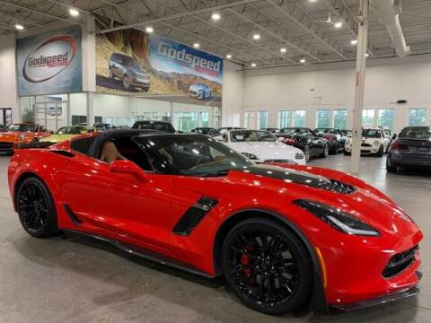 2016 Chevrolet Corvette for sale at Godspeed Motors in Charlotte NC