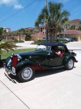 1953 MG TD for sale at Classic Car Deals in Cadillac MI