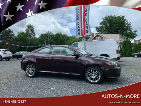 2008 Scion tC for sale at Autos-N-More in Gilbertsville PA