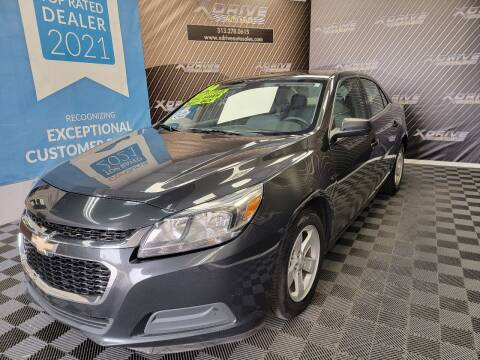 2014 Chevrolet Malibu for sale at X Drive Auto Sales Inc. in Dearborn Heights MI