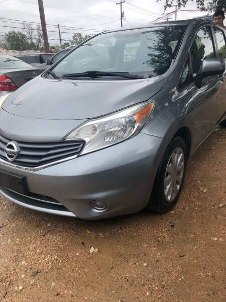 2014 Nissan Versa Note for sale at S & J Auto Group in San Antonio TX
