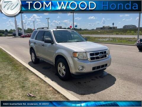 2009 Ford Escape for sale at Tom Wood Honda in Anderson IN