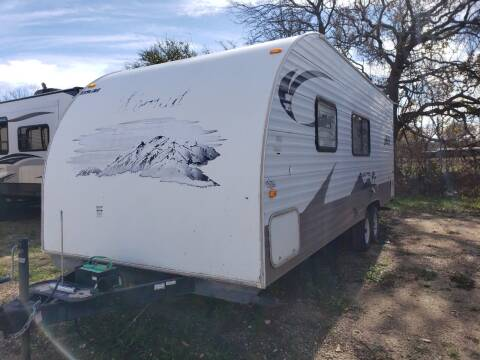 2012 Homette  nomad 249 for sale at Ultimate RV in White Settlement TX