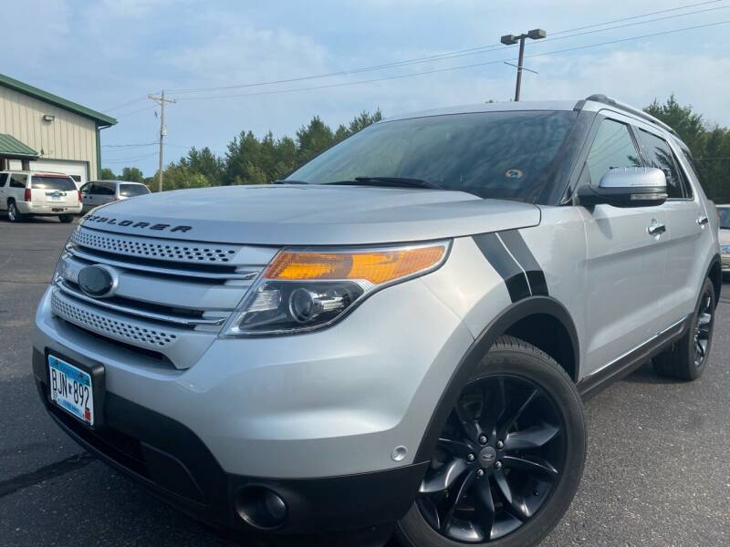 2012 Ford Explorer for sale at Lakes Area Auto Solutions in Baxter MN