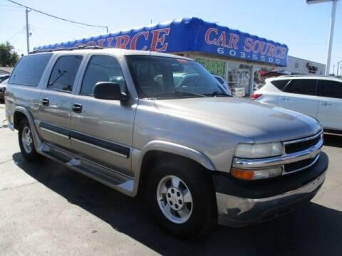2001 Chevrolet Suburban for sale at CAR SOURCE OKC in Oklahoma City OK