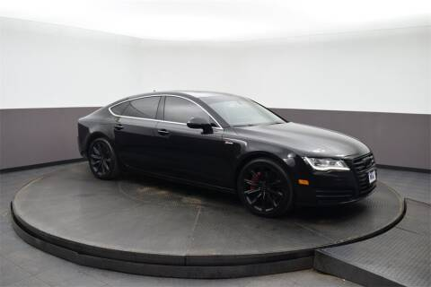 2014 Audi A7 for sale at M & I Imports in Highland Park IL