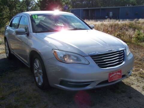 2011 Chrysler 200 for sale at Lloyds Auto Sales & SVC in Sanford ME