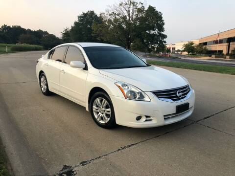 2011 Nissan Altima for sale at Q and A Motors in Saint Louis MO