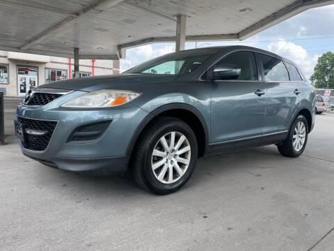 2010 Mazda CX-9 for sale at JE Auto Sales LLC in Indianapolis IN