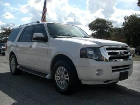 2014 Ford Expedition for sale at Manquen Automotive in Simpsonville SC