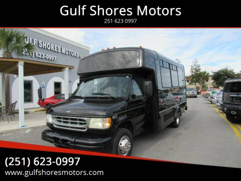 2002 Ford E-Series Chassis for sale at Gulf Shores Motors in Gulf Shores AL