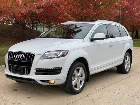 2013 Audi Q7 for sale at Western Star Auto Sales in Chicago IL