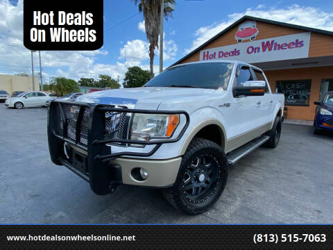 2010 Ford F-150 for sale at Hot Deals On Wheels in Tampa FL