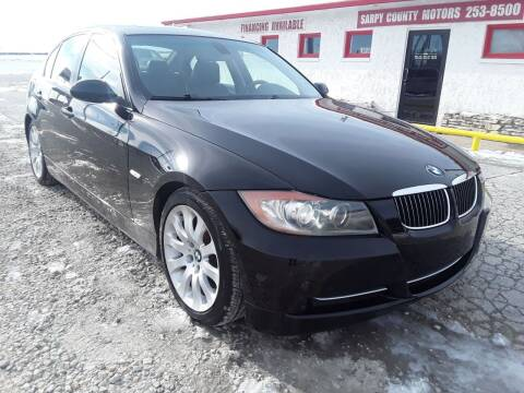 2007 BMW 3 Series for sale at Sarpy County Motors in Springfield NE