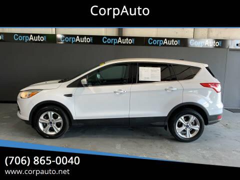 2014 Ford Escape for sale at CorpAuto in Cleveland GA