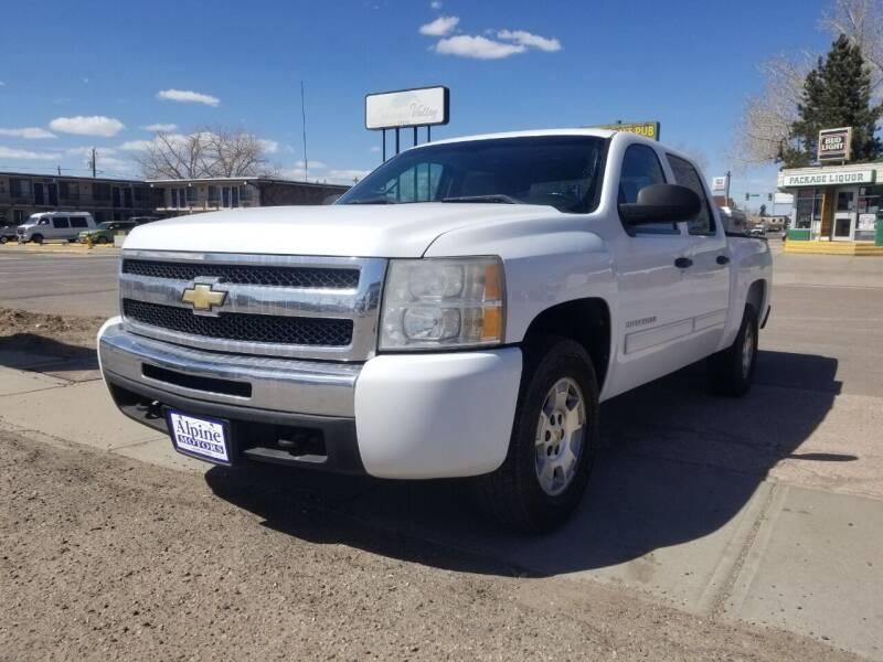 2010 Chevrolet Silverado 1500 for sale at Alpine Motors LLC in Laramie WY