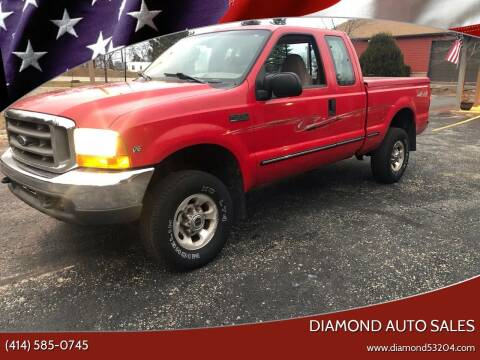 1999 Ford F-250 Super Duty for sale at Diamond Auto Sales in Milwaukee WI