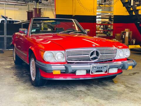1988 Mercedes-Benz 560-Class for sale at Milford Automall Sales and Service in Bellingham MA