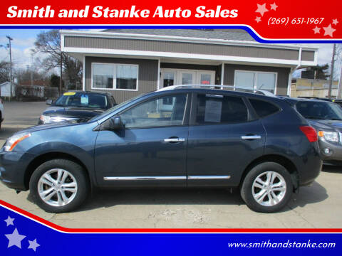 2013 Nissan Rogue for sale at Smith and Stanke Auto Sales in Sturgis MI
