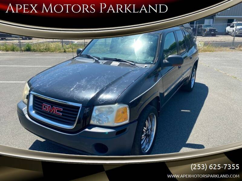 2004 GMC Envoy XUV for sale at Apex Motors Parkland in Tacoma WA