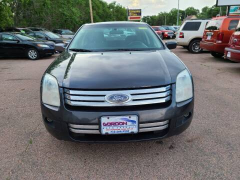 2007 Ford Fusion for sale at Gordon Auto Sales LLC in Sioux City IA