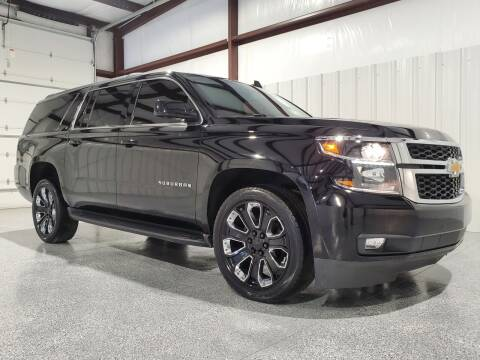 2018 Chevrolet Suburban for sale at Hatcher's Auto Sales, LLC in Campbellsville KY