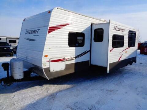 2012 SOLD SOLD SOLD Keystone Hideout 27DBS for sale at Goldammer Auto in Tea SD