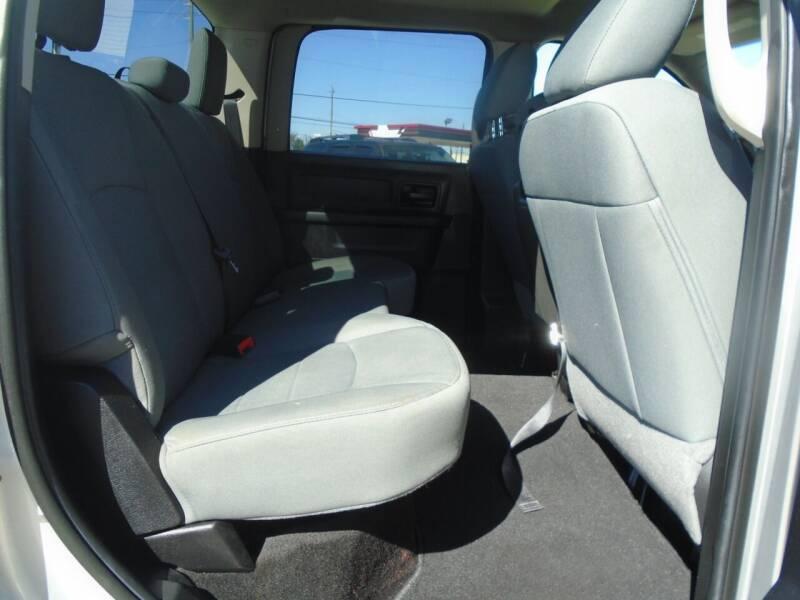 2014 RAM Ram Pickup 2500 4x4 Tradesman 4dr Crew Cab 6.3 ft. SB Pickup - Houston TX