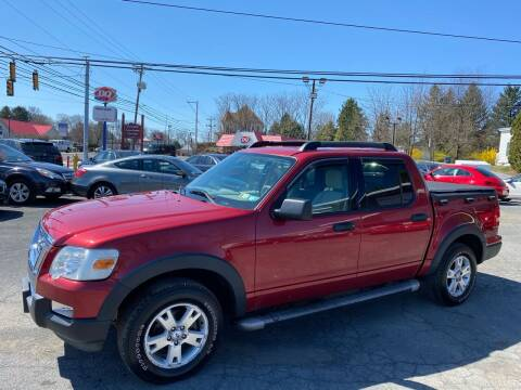 2007 Ford Explorer Sport Trac for sale at Masic Motors, Inc. in Harrisburg PA