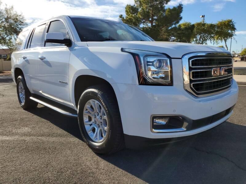 2016 GMC Yukon for sale at AZ WORK TRUCKS AND VANS in Mesa AZ